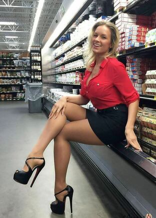 milfs in high heels