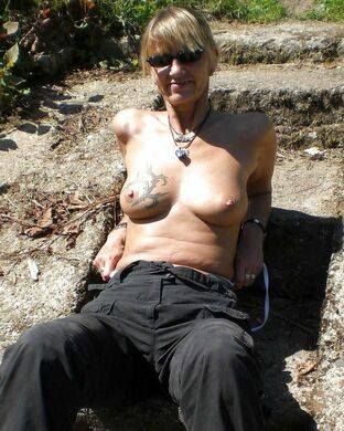 old granny nudes