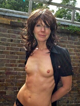 big nipple milf