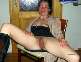 hairy mature tubes