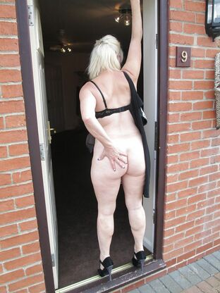 granny with big ass