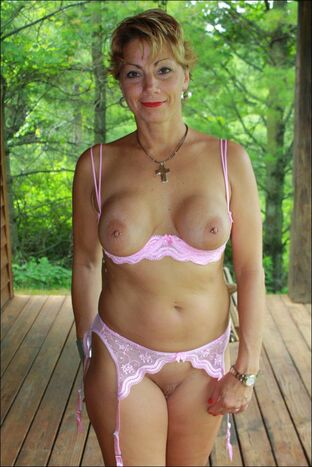 fit granny nude